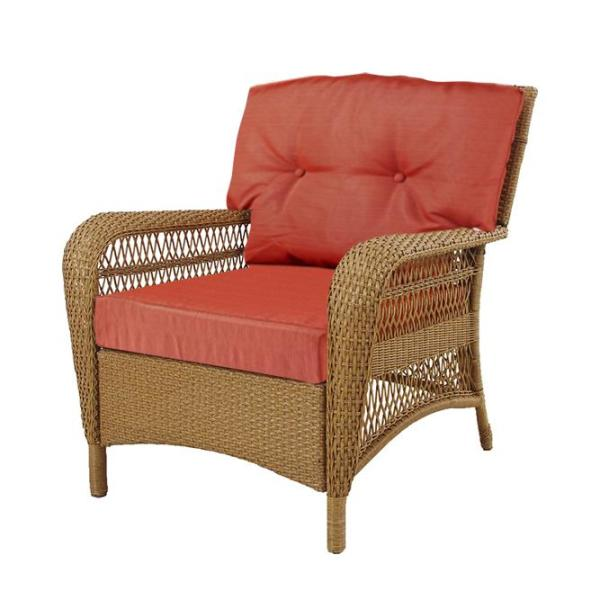 Quarry Red Replacement Cushion