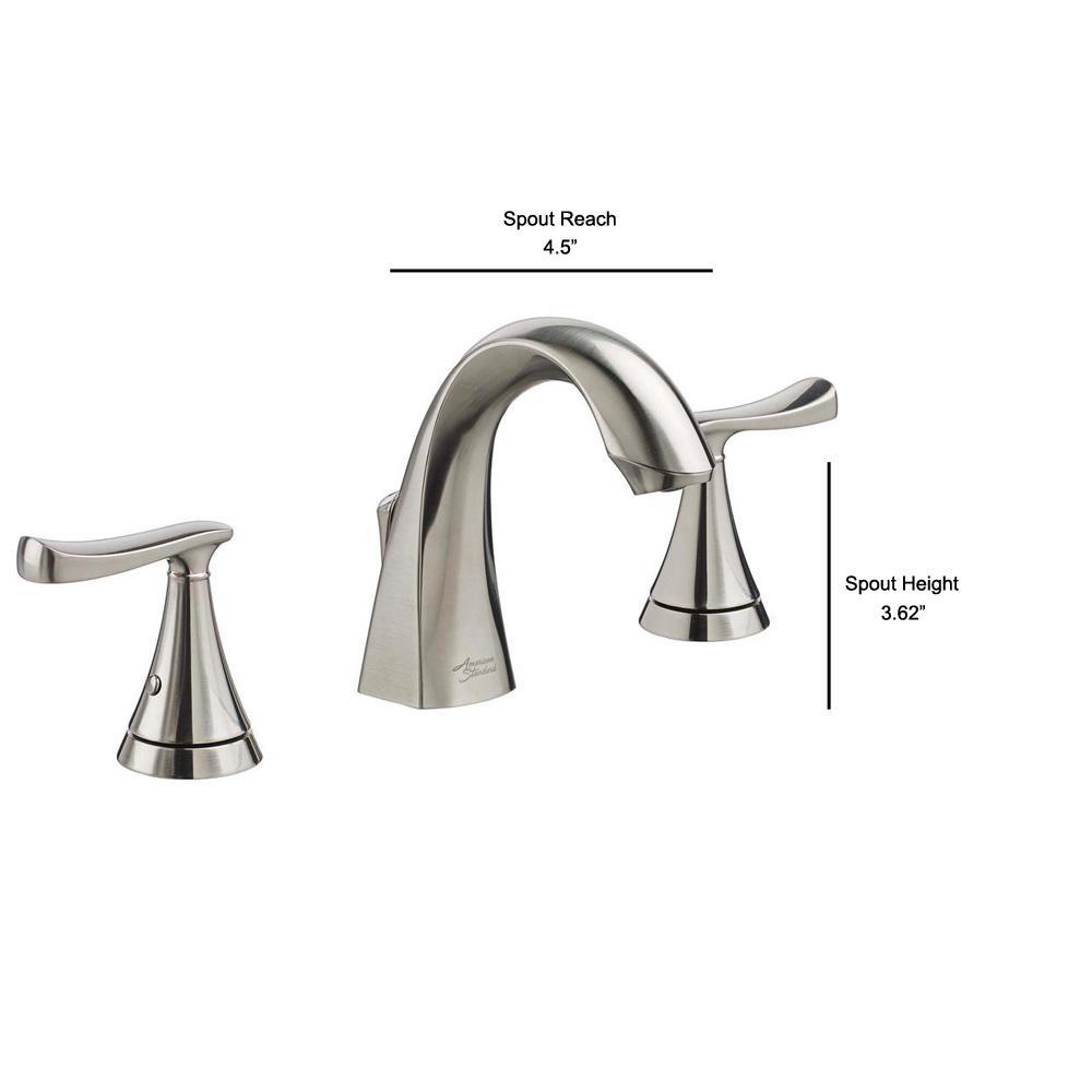 American Standard Field 8 In, Bathroom Faucets 8 Inch Spread