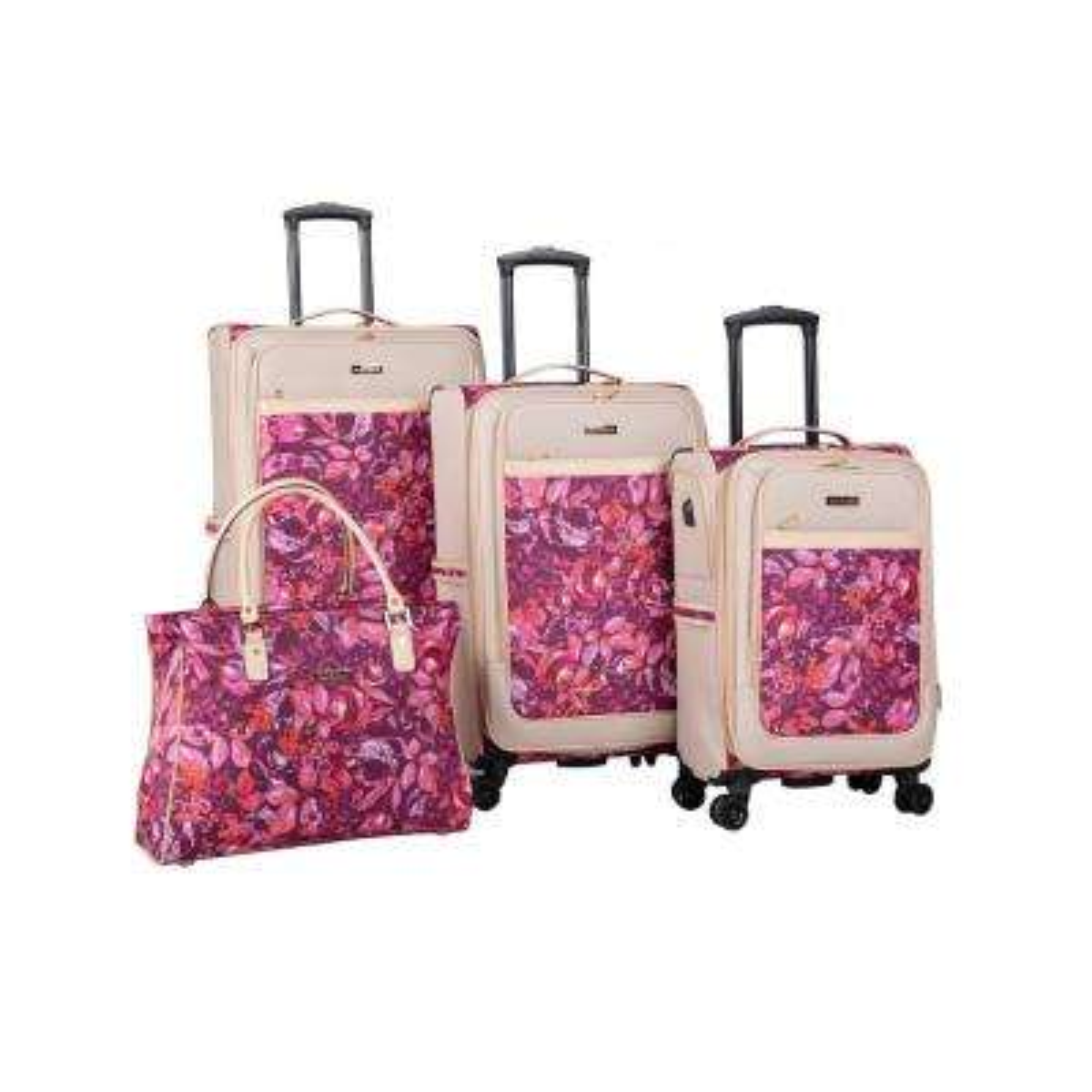 Irwin 2 4-Piece Spinner Luggage Set
