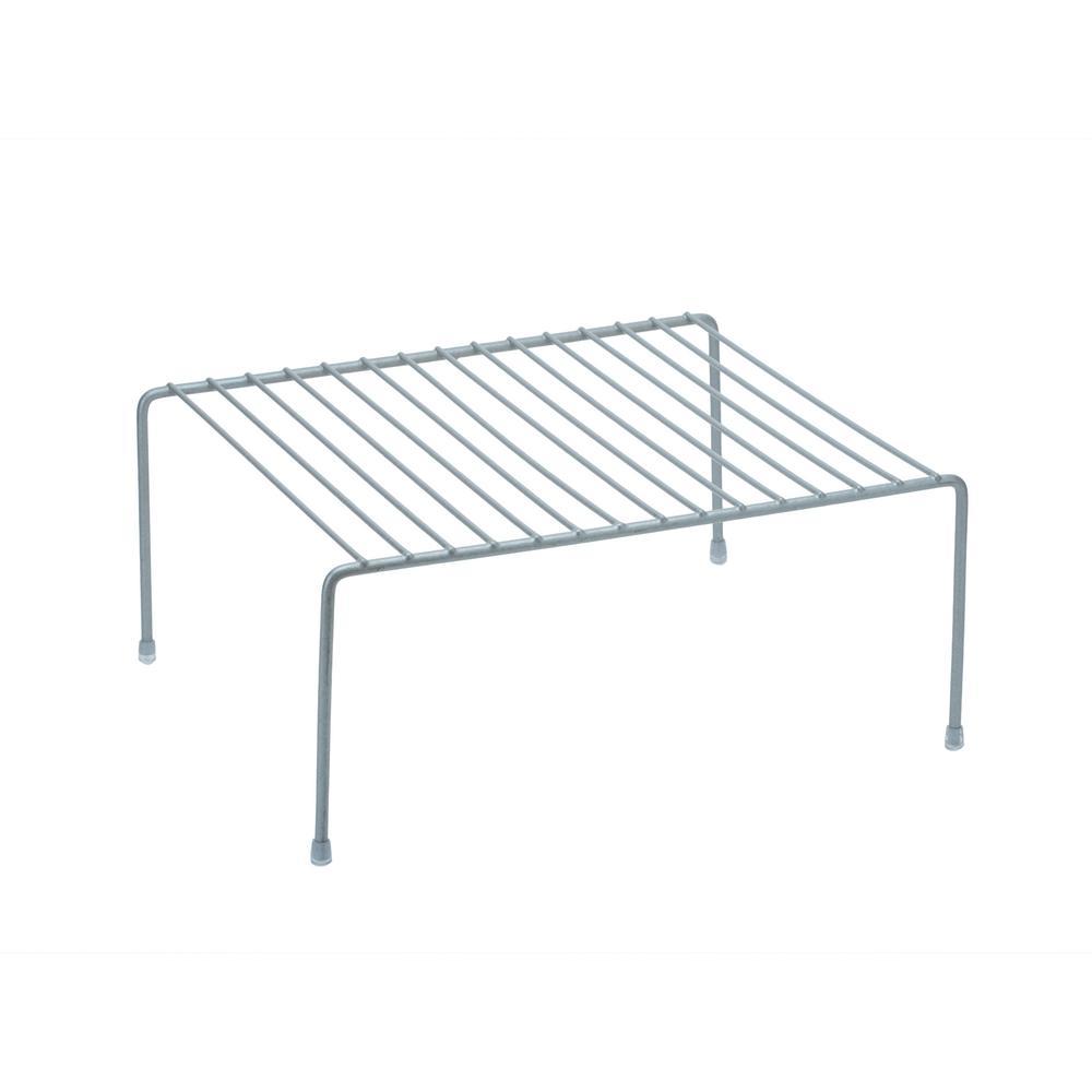 Grey Medium Kitchen Shelf Organizer