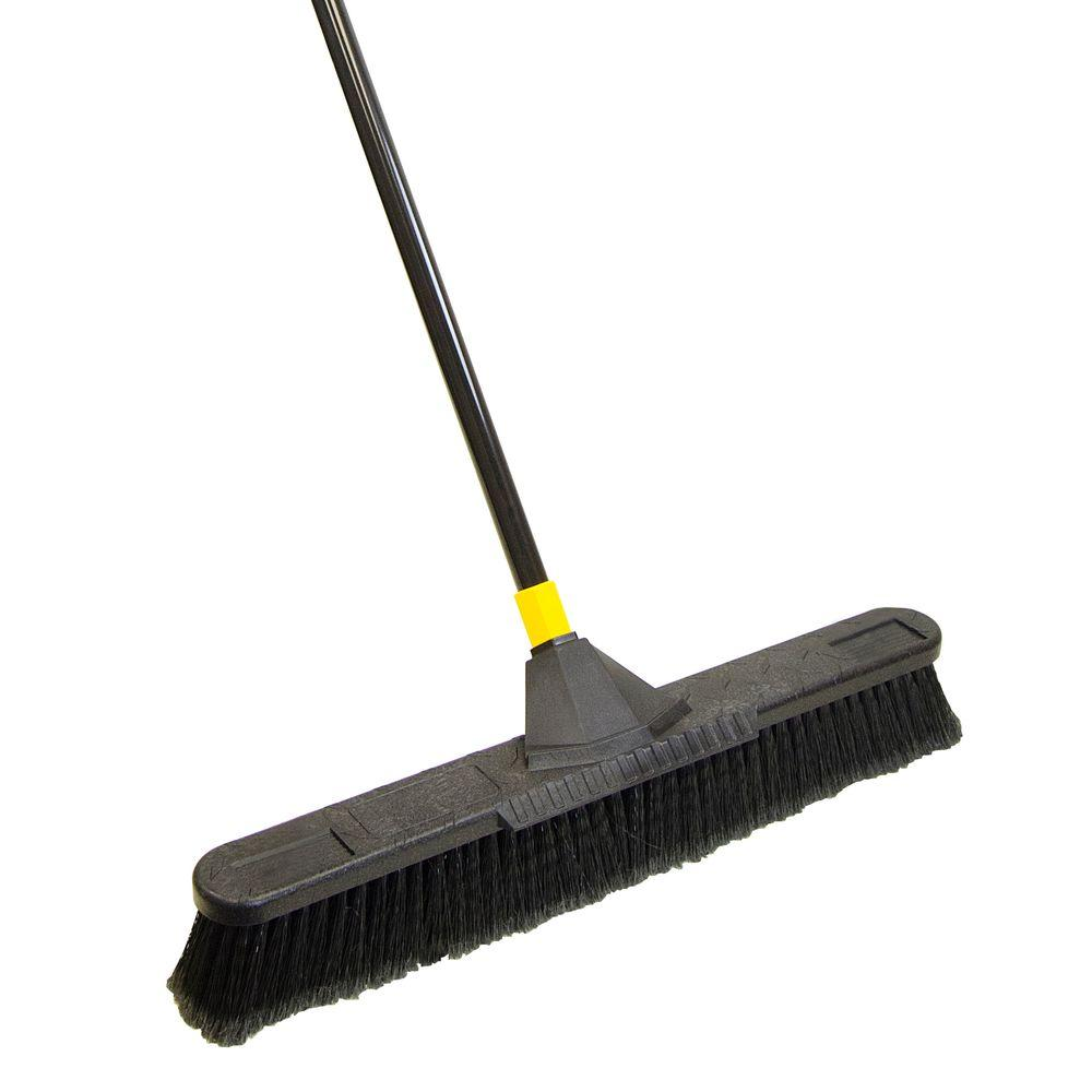 Bulldozer Soft Sweep Push Broom