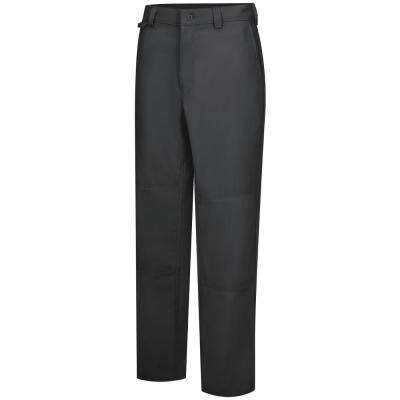 Men's 30 in. x 30 in. Black Utility Work Pant