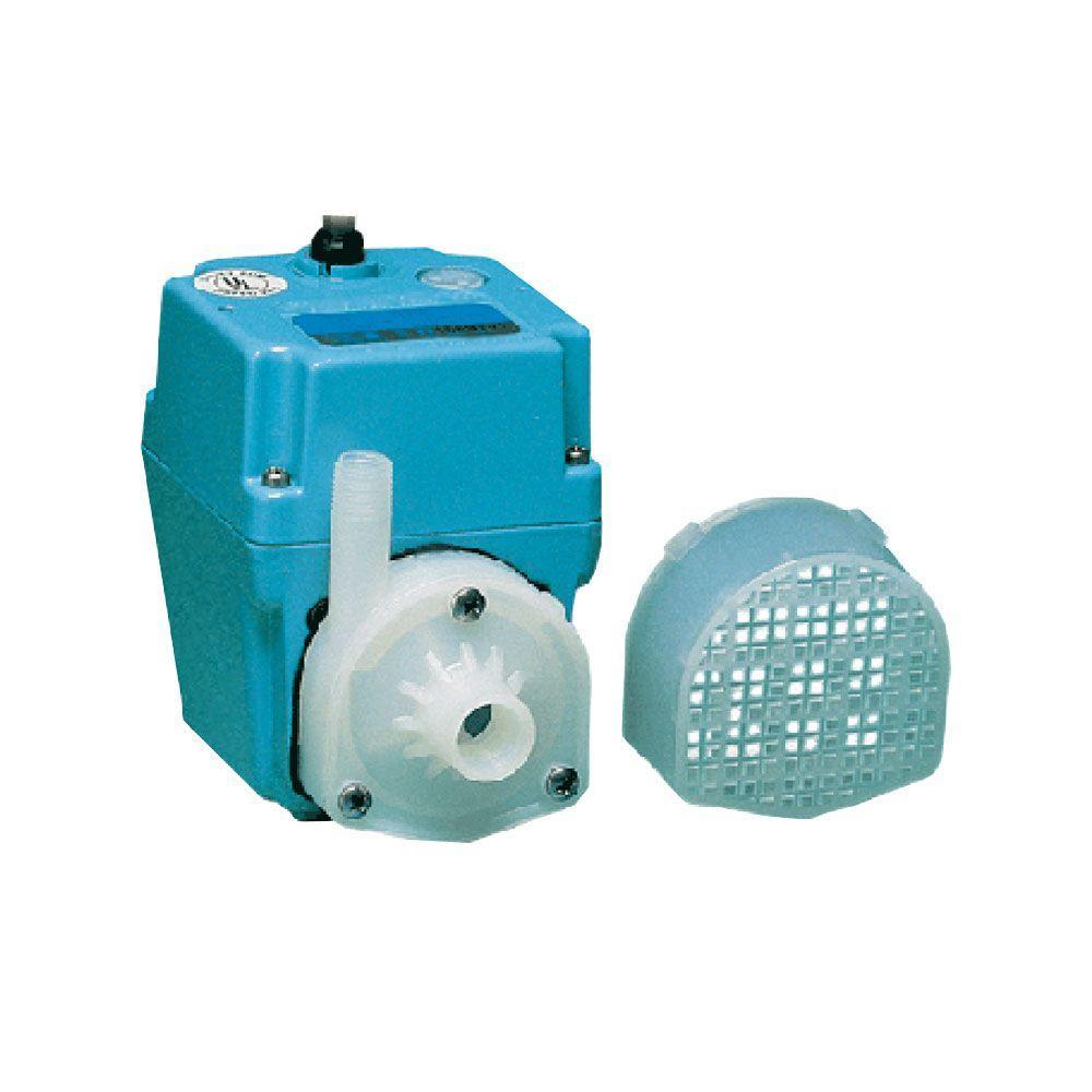 Little Giant Inline 400 1/3 HP 115-Volt Booster Pump-92061503 - The ...