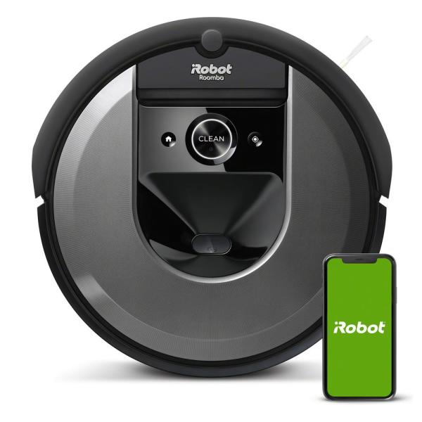 iRobot Roomba i7 Wi-Fi Connected Robot Vacuum Cleaner (7150)