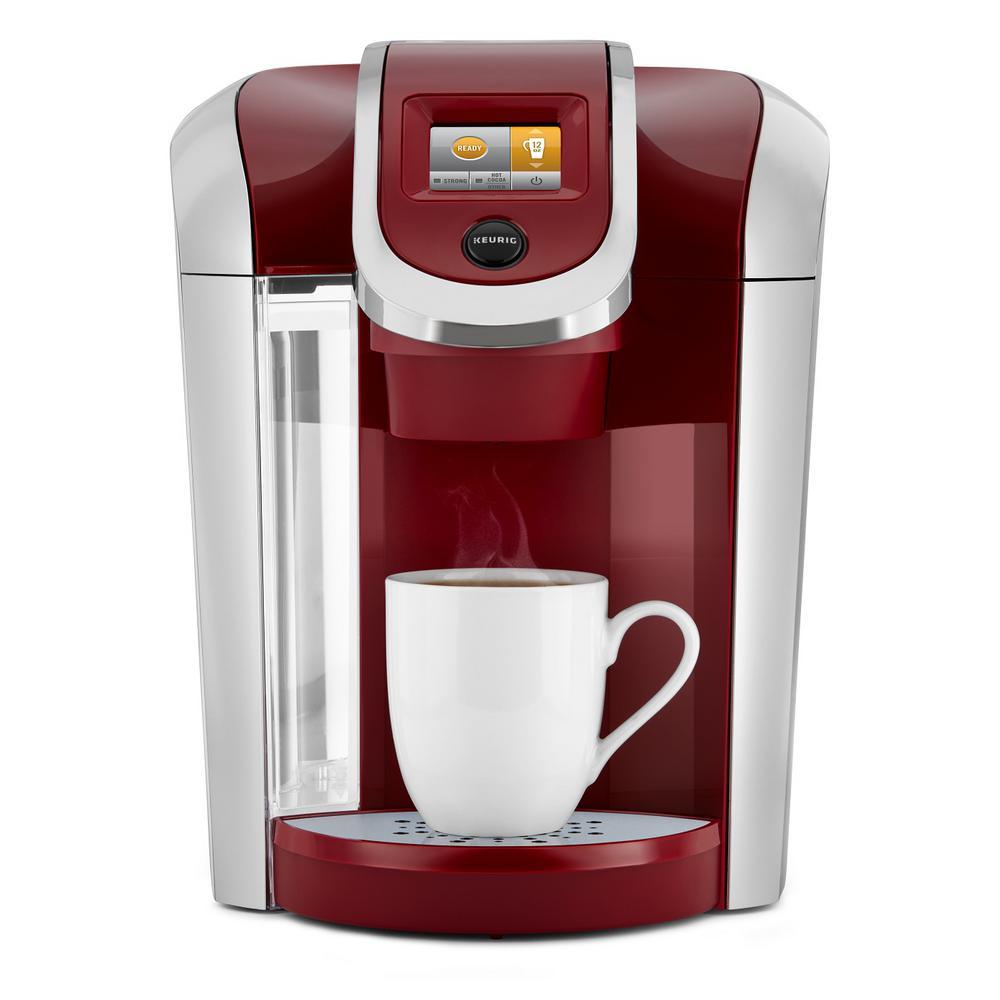 Keurig Coffee Maker Help : Keurig K425 Plus Single Serve Coffee Maker-119288 - The Home Depot