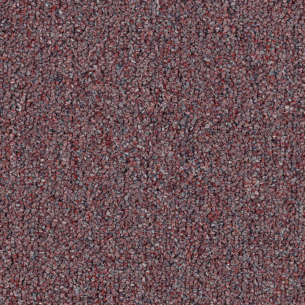Rapid Install Carpet Sample Top Rail 20 Color Tanager