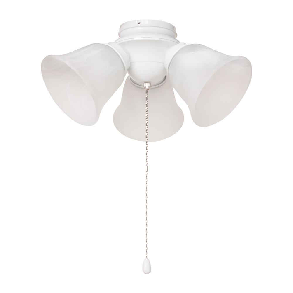 Hampton bay 3 light white alabaster glass led ceiling fan light kit hampton bay 3 light white alabaster glass led ceiling fan light kit audiocablefo