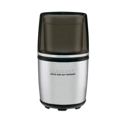 3.2 Oz. Electric Coffee, Spice, and Nut Grinder in Stainless Steel
