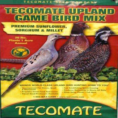 20 lb. Upland Game Bird Professional Wildlife Seed Mix