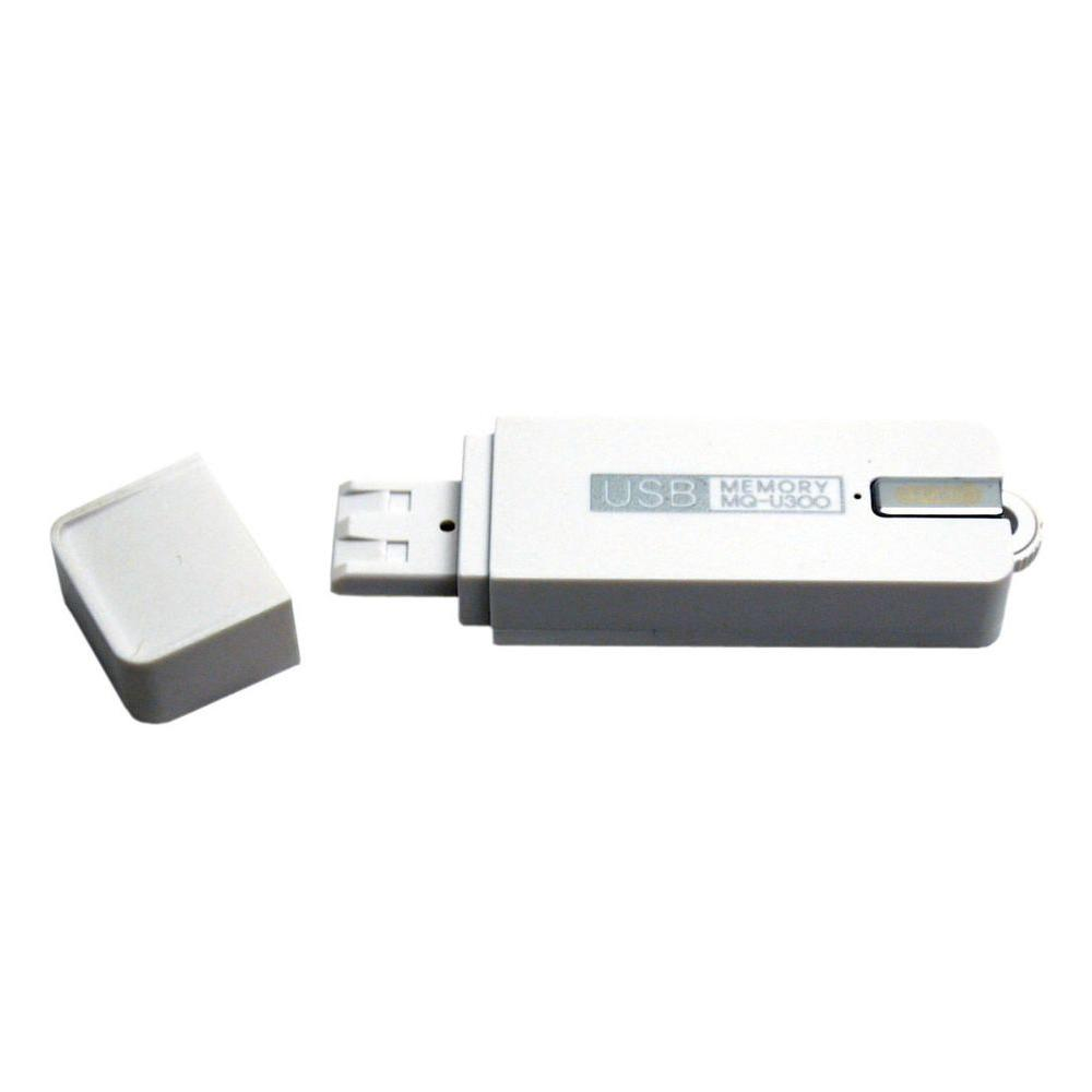25 Day Standby Voice Activated Flash Drive Recorder with ...
