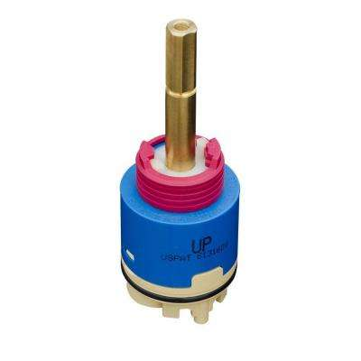 Ceramic Disc Cartridge For Tub Shower Faucet Glacier Bay