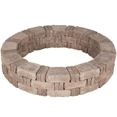 RumbleStone 52.5 in. x 10.5 in. Tree Ring Kit in Cafe