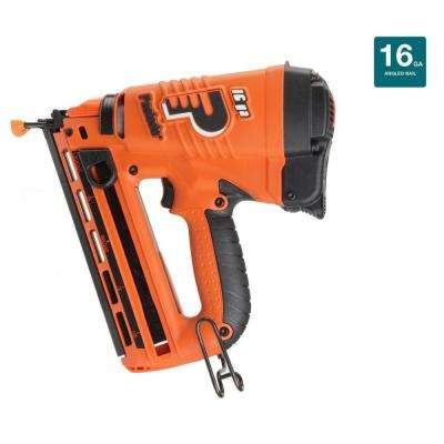 Cordless 16-Gauge Angled Lithium-Ion Finish Nailer