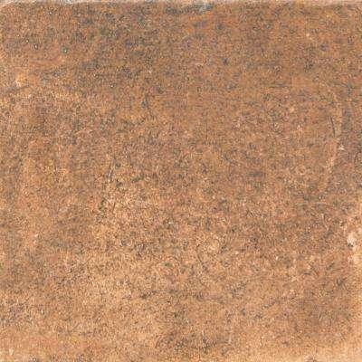 Newberry Cotto Matte 15.75 in. x 15.75 in. Porcelain Floor and Wall Tile (12.054 sq. ft. / case)