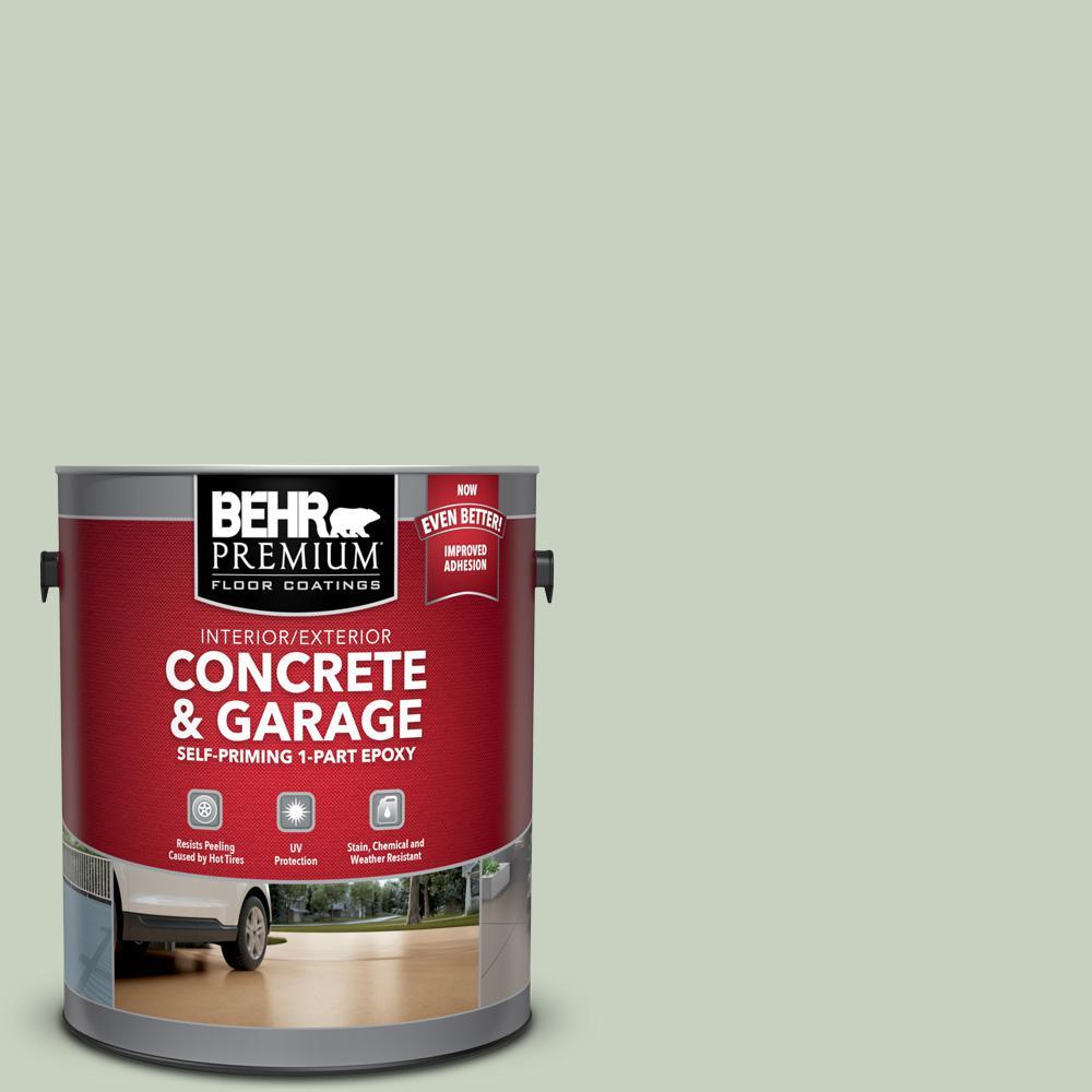 1 gal. #PPF-25 Terrace View Self-Priming 1-Part Epoxy Satin Interior/Exterior Concrete and Garage Floor Paint