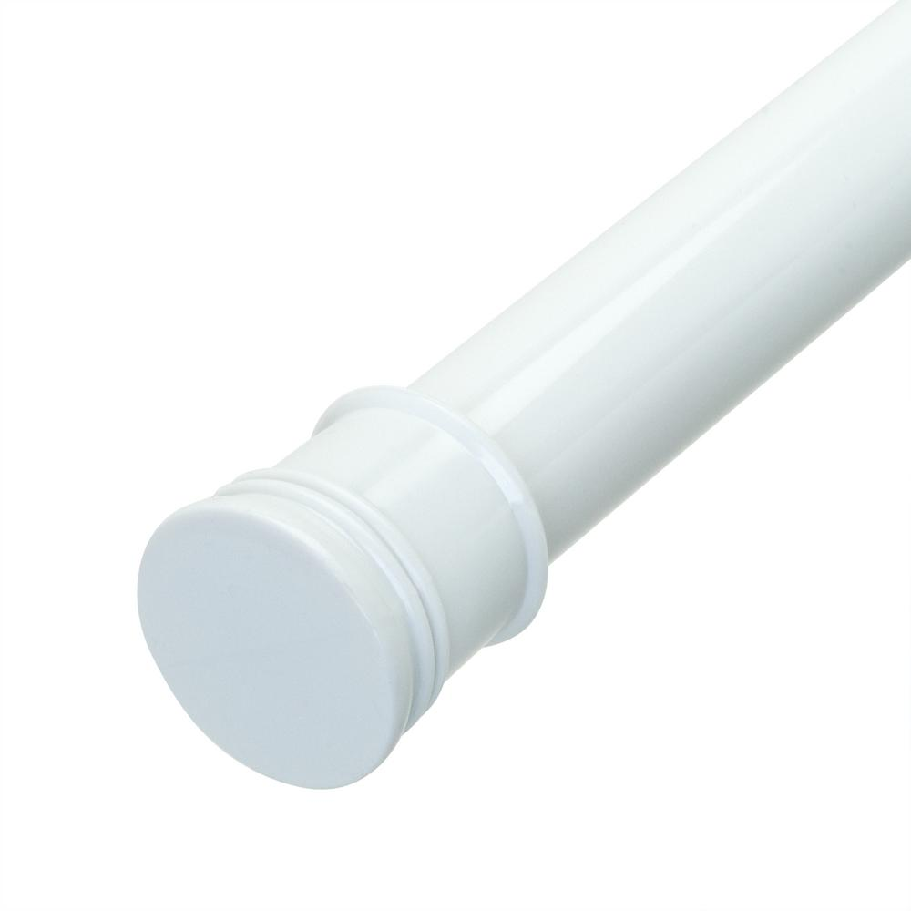 86 - Shower Curtain Rods - Shower Accessories - The Home Depot