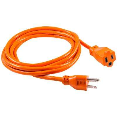 9 ft. 3-Wire 16-Gauge Grounded Indoor/Outdoor Extension Cord