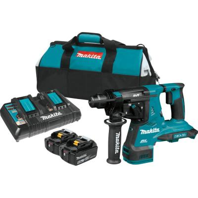18-Volt X2 LXT Lithium-Ion 36-Volt 1-1/8 in. Brushless Cordless Rotary Hammer Kit 5.0 Ah