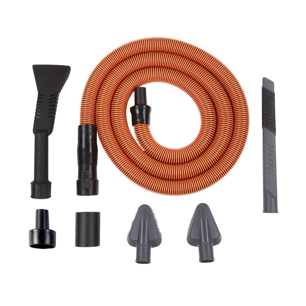 RIDGID 1-1/4 in. Premium Car Cleaning Accessory Kit for RIDGID Wet/Dry Vacs