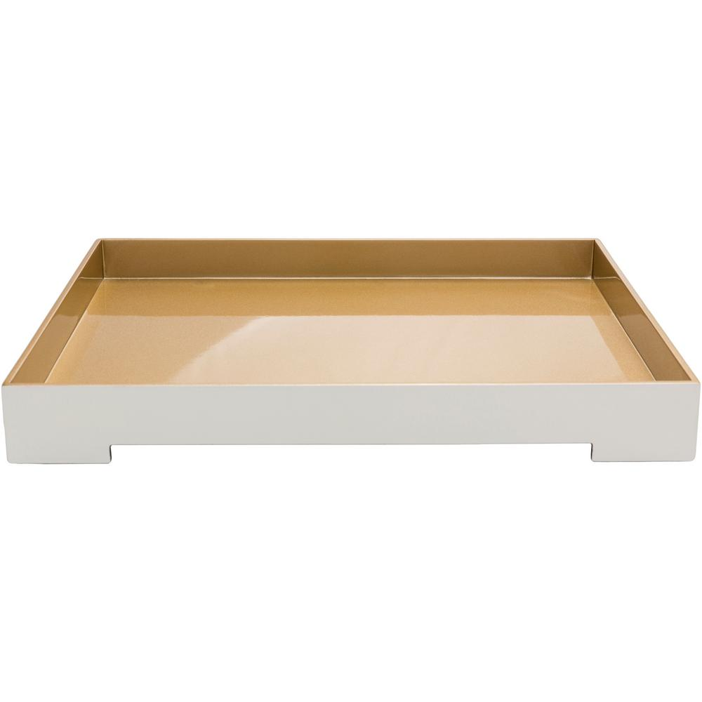 Sonisus Wheat 16 in. Decorative Tray