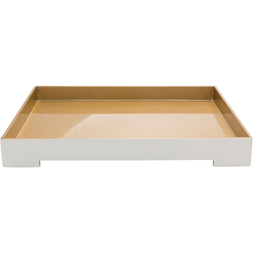 x decorative tray home frits furnishings decor brass