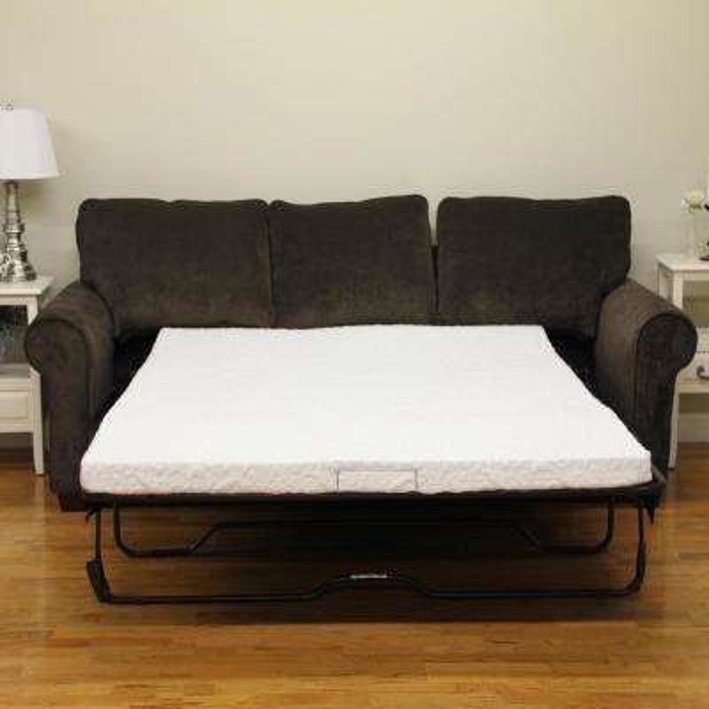 Cool Gel Queen-Size 4.5 in. Gel Foam Sofa Bed Mattress