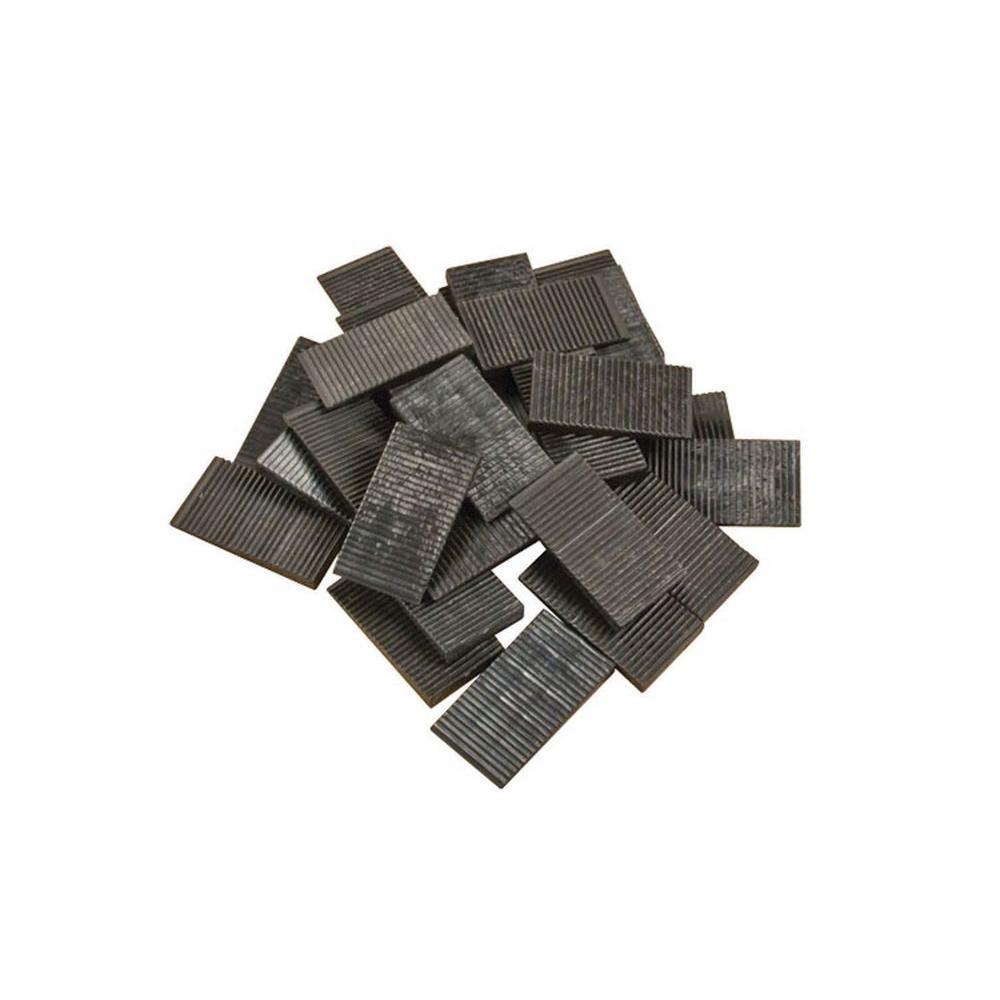 Laminate and Wood Flooring Wedge Spacers (30-Pack)