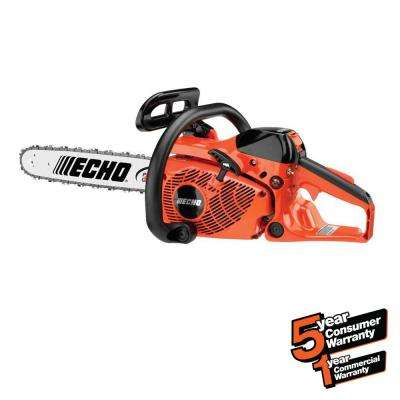 16 in. 35.8cc Gas 2-Stroke Cycle Chainsaw