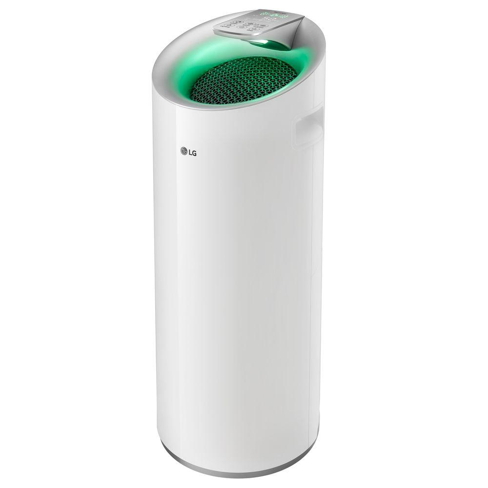 lg electronics puricare 3 stage filter air purifier with smart air