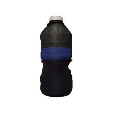 Thin Blue Line 16.9 fl. oz. Water Bottle Cover