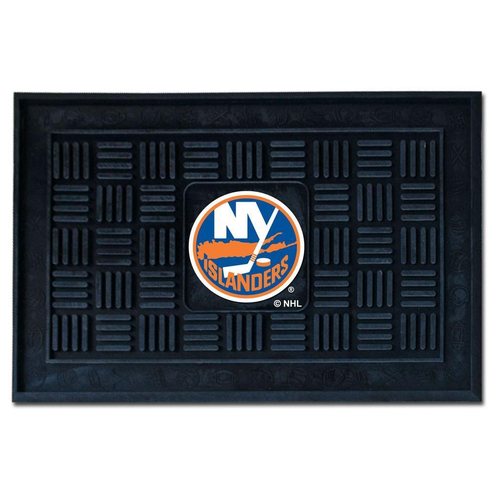 New York Islanders 18 in. x 30 in. Door Mat