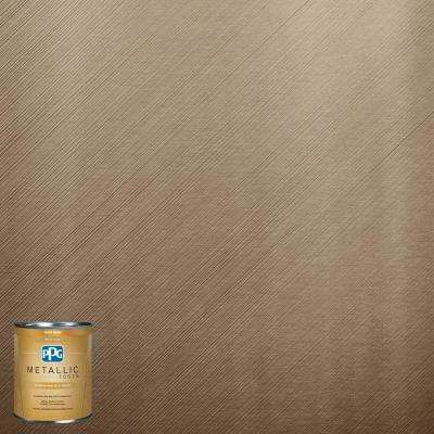 1-qt. MTL134 Bronzed Ginger Metallic Interior Specialty Finish Paint