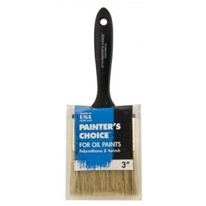 Wooster 3 inch Flat Painter