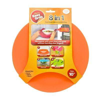 Silicone Orange Pot Holder