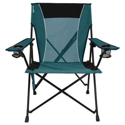 Cayman Blue Iguna Dual Lock Chair