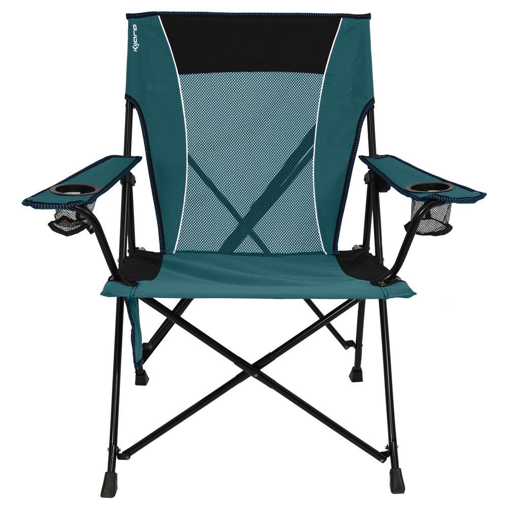 Cayman Blue Iguna Dual Lock Chair