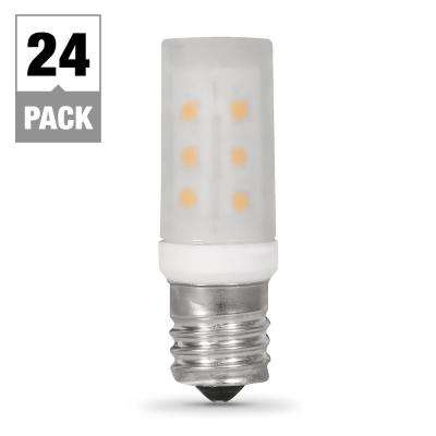 40-Watt T8 LED Appliance Light Bulb (24-Pack)