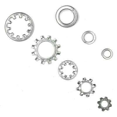 Lock Spring and Star Washer Assortment (720-Piece)