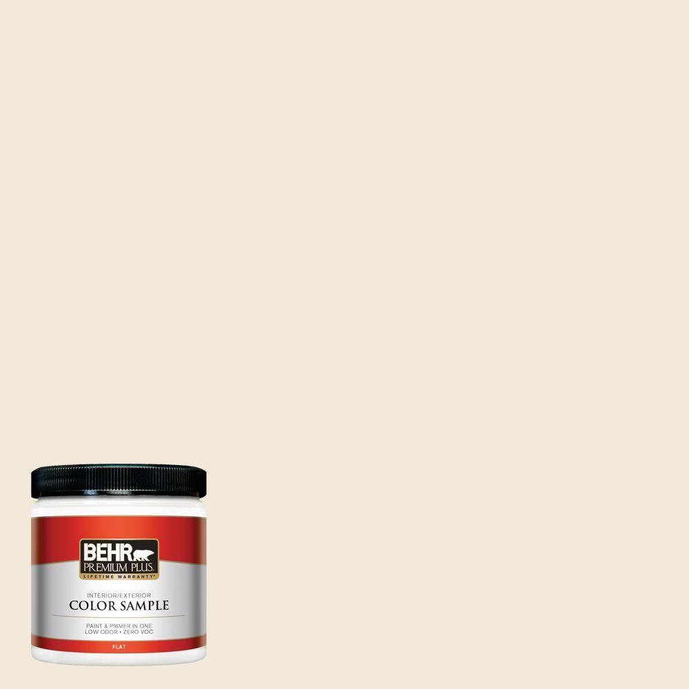 8 oz. #740C-1 Seaside Sand Interior/Exterior Paint Sample