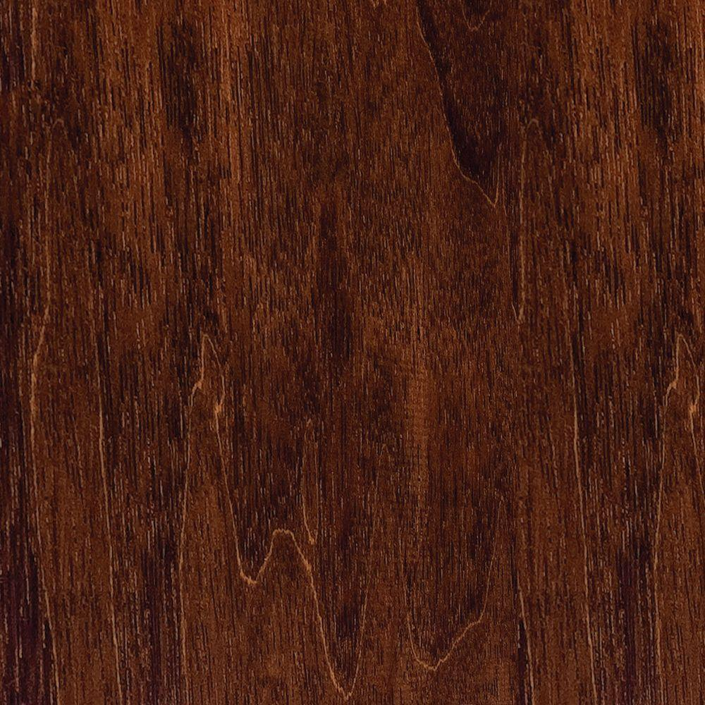 Take Home Sample - Hand Scraped Moroccan Walnut Click Lock Hardwood