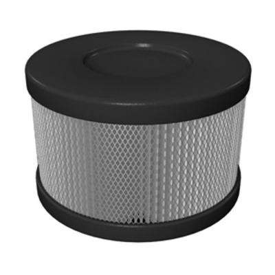 Roomaid Snap On Cartridge Replacement HEPA Filter for Air Purifiers in Black