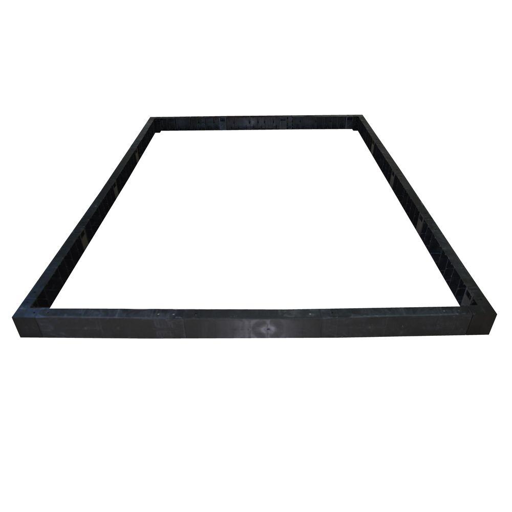 Base Kit 6 ft. x 6 ft. for Greenhouse