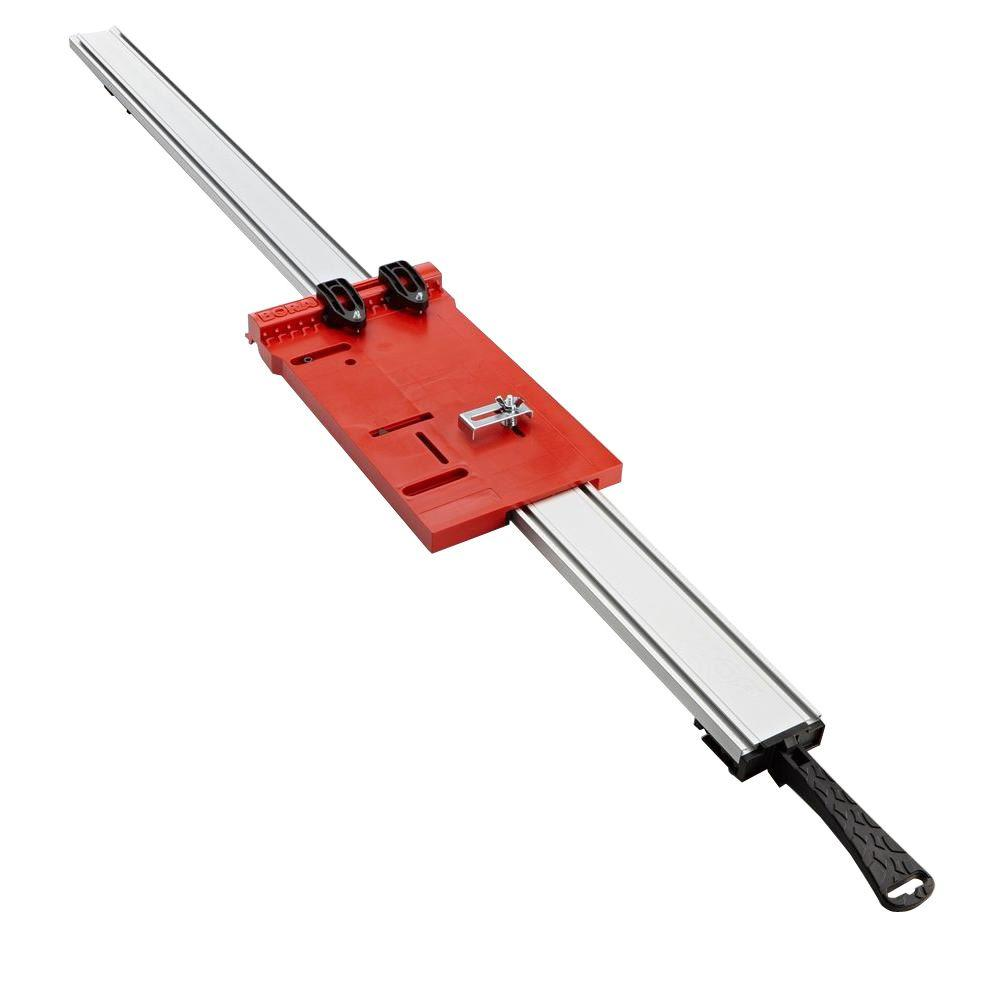 50 In Clamp and Cut Edge Guide - Harbor Freight Tools