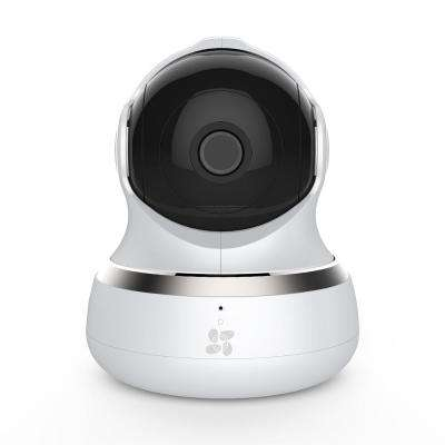 Mini 360 Wireless HD Wi-Fi Security Video Standard Surveillance Camera with Pan and Tilt Works with Alexa Using IFTTT