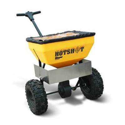 70 lb. Capacity Walk Behind Broadcast Spreader