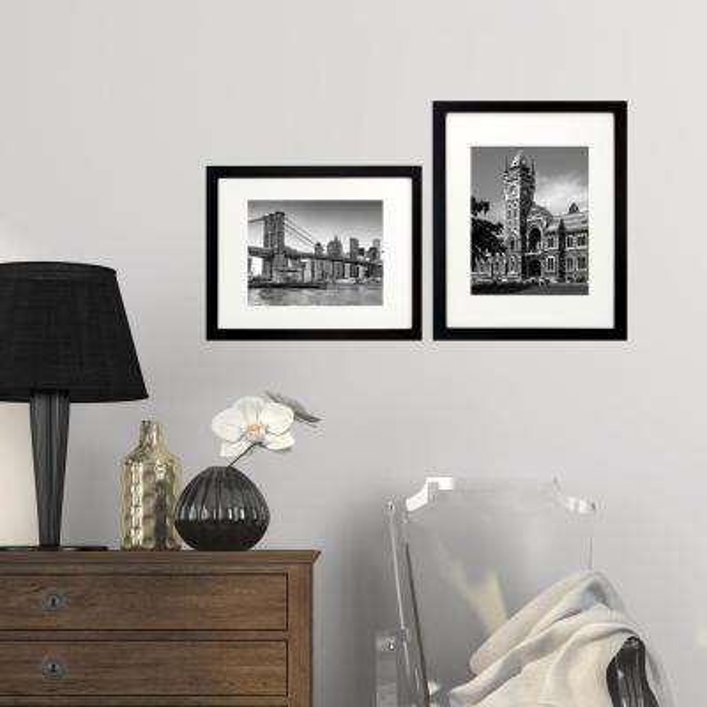10x13 - Black - Wall Frames - Wall Decor - The Home Depot