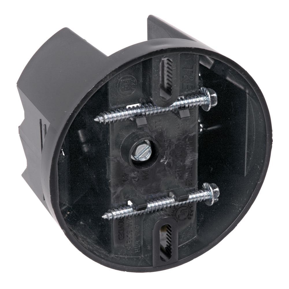 fan fixture box - boxes & brackets - electrical boxes, conduit