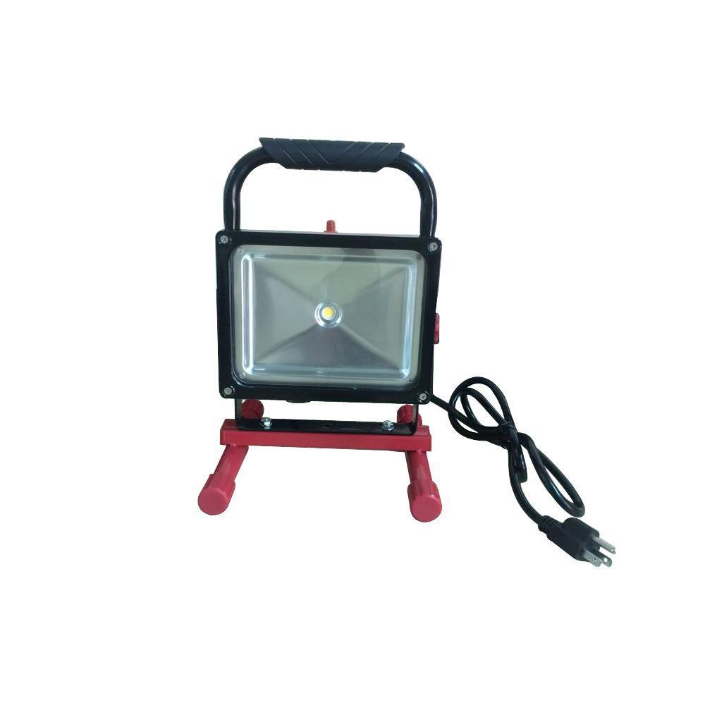 1000-Lumen LED Work Light with 5 ft. Cord