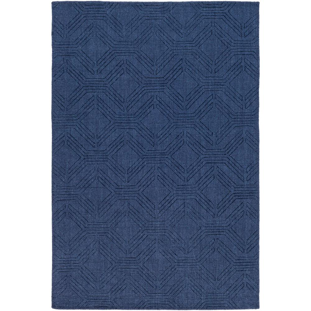 Apolonija Navy 5 ft. x 7 ft. 6 in. Area Rug