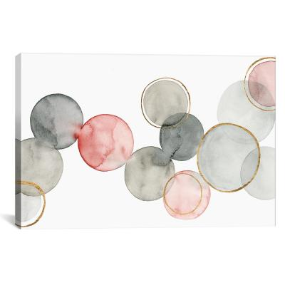 """Gilded Spheres I"" by Grace Popp Canvas Wall Art"